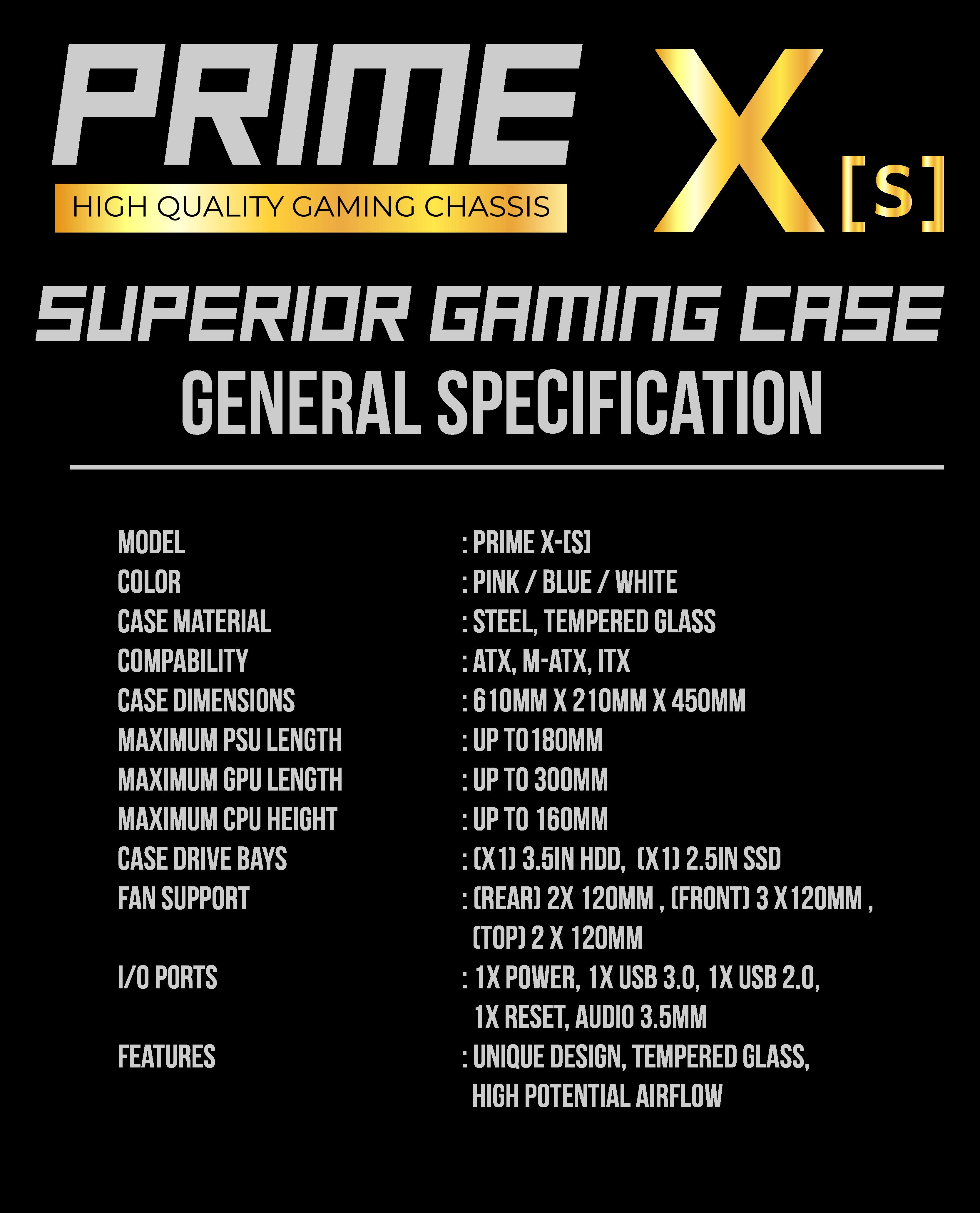 SPEC Prime XS-34