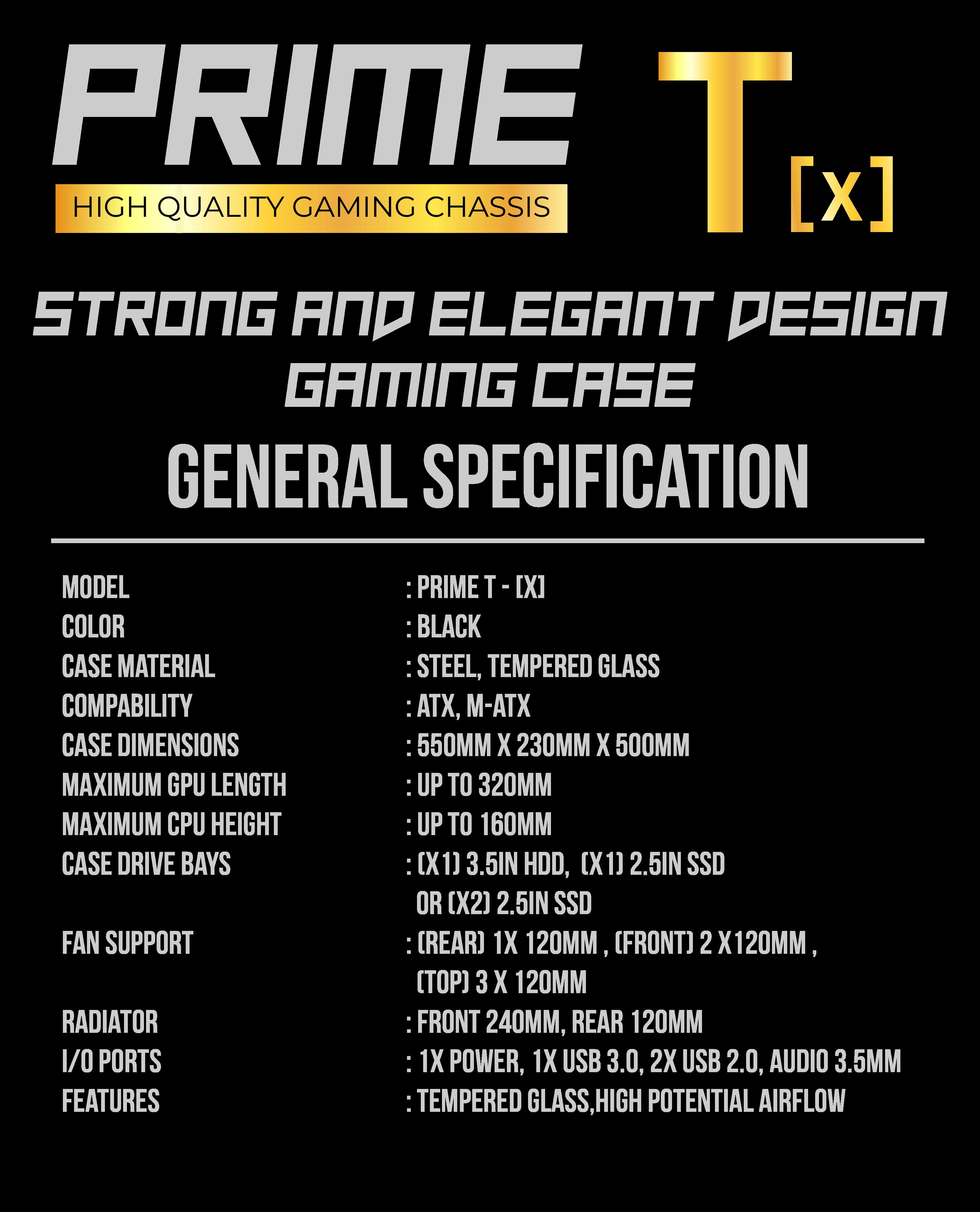 SPEK PRIME TX-06